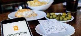 Up Spain lanza Up GourmetPay para agilizar el pago en restaurantes