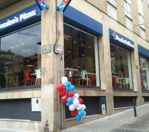 Un franquiciado de Dominos Pizza lleva la marca a Soria