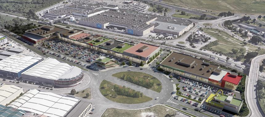 Citygrove proyecta un nuevo parque comercial en Cantabria