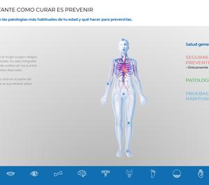 La aseguradora IMQ lanza una plataforma multimedia dedicada a la salud femenina