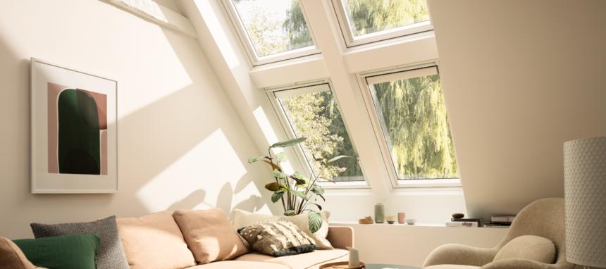 Velux refuerza el acristalamiento de sus ventanas