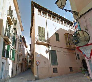 Aprobado el proyecto de hotel boutique junto a la Escuela de Turismo de Palma