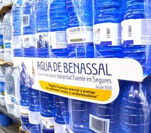 Smurfit Kappa rediseña el packaging de Agua de Benassal y éste logra mejora sus ventas
