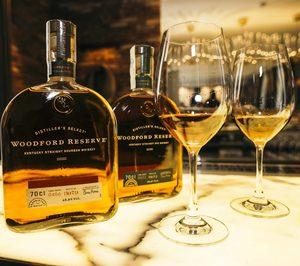 Brown-Forman impulsa el whisky americano en España