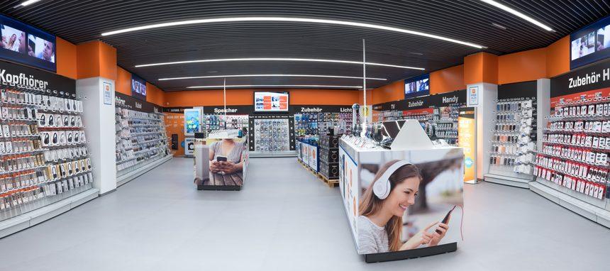 MediaMarkt adelanta a Amazon en Europa y abre su primera tienda sin cajeros