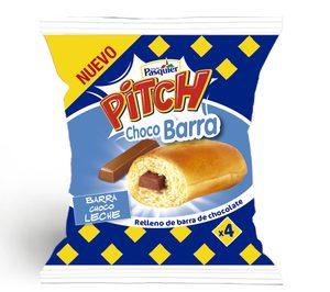 Pasquier presenta Pitch Choco Barra