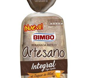 Grupo Bimbo lanza un pan integral con espelta y un toque de miel