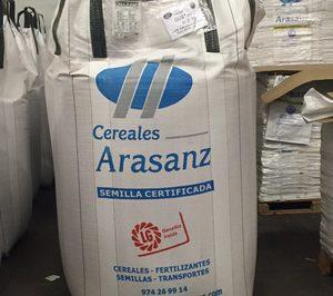 Cereales Arasanz volverá a ampliar su espacio de almacenamiento
