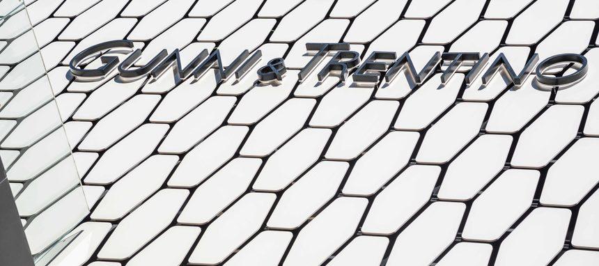 Cosentino firma la singular fachada de la nueva tienda de Gunni & Trentino