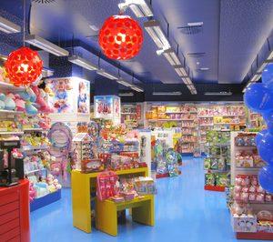 Juguettos prevé abrir una decena de tiendas en 2018