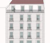 Proyectan un hotel de 4E en el centro de Ourense