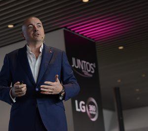 El área B2B de LG ya supone el 20% de la facturación incremental de la compañía