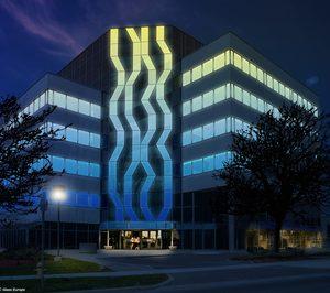 AGC amplía sus vidrios con LED integrado