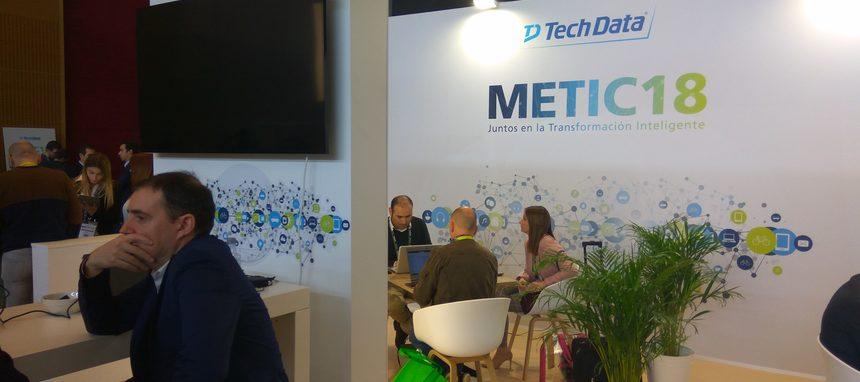 Tech Data anota crecimientos en Iberia en 2018