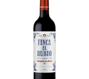 Finca el Rubio, el vino más gourmet de Marqués del Atrio