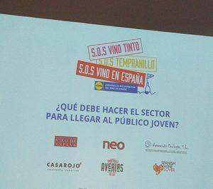 Lidl mira hacia los jóvenes en una nueva jornada SOS Vino en España