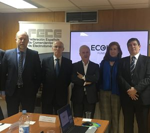 Las cadenas de tiendas de electrodomésticos apoyan el programa #GreenShop de Ecolec