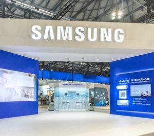 Samsung presenta sus nuevos equipos de aire acondicionado Wind-Free en MCE 2018