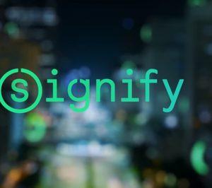 Philips Lighting pasará a llamarse Signify