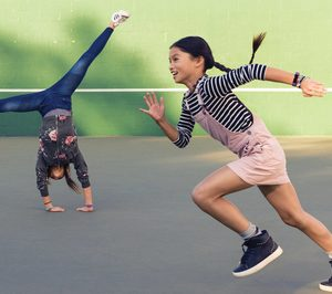 Fitbit lanza una pulsera de actividad para niños