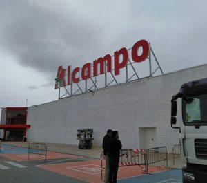 Auchan destina 6 M a convertir el Híper Simply de Teruel en Alcampo