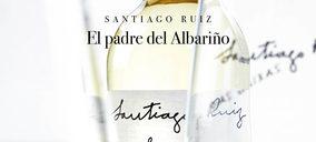Nueva web de Santiago Ruiz, padre del albariño