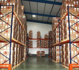 Tecny Stand amplía la capacidad de almacenaje de Caramelos Cerdán