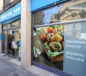 Caprabo refuerza su apuesta por el formato Aliprox en Cataluña