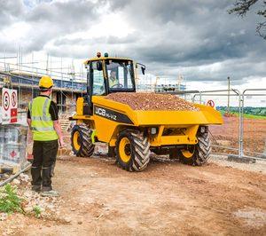 JCB amplía sus gamas de excavadoras y dúmperes de obra