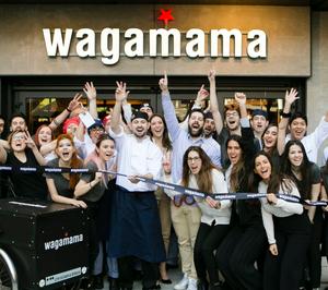 Wagamama suma su quinto local
