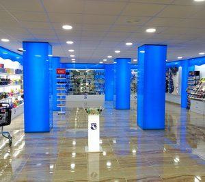 Perfumerías Arcas entra en Castilla y León