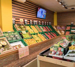 Grupo Upper incorpora verdura y fruta ecológica a sus lineales