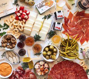 Vino, jamón y conservas, encabezan las ventas online de alimentación gourmet