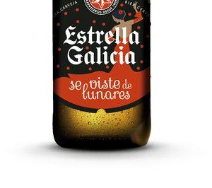 Estrella Galicia se viste de lunares