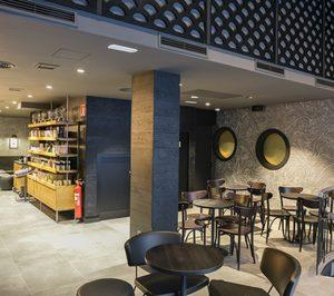 Starbucks se instala en el Room Mate Anna