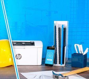 HP presenta su impresora láser más pequeña