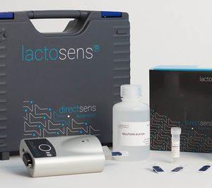 Lactosens detecta al instante la lactosa residual en lácteos sin lactosa