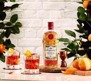 Diageo amplía su gama de ginebras con Tanqueray Flor de Sevilla