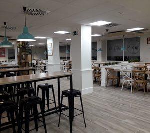 Serunion abre su sexta cafetería Daily Break en el Hospital Virgen del Rocío