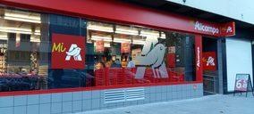 Auchan abre la primera franquicia en Madrid de Mi Alcampo