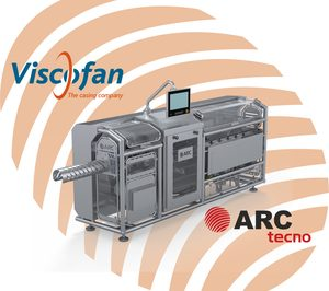 Viscofan comercializará en Norteamerica los equipos de Artecno