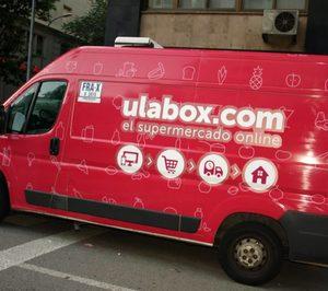 Ulabox suprime el reparto de frescos en Madrid