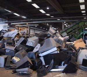España cumple con los objetivos europeos de reciclaje de RAEE en 2017