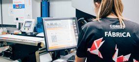Coreti cierra ejercicio récord y sigue invirtiendo en su fábrica