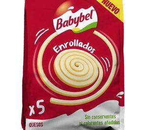 Babybel amplía su target de consumidores con Enrollados