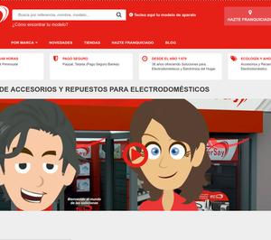 Fersay incorpora el idioma portugués a su web fersay.com