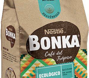 Nestlé refuerza su apuesta por la sostenibilidad con 'Bonka Molido Ecológico'