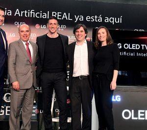 LG OLED TV permitirá interactuar con el televisor