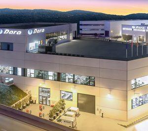 Dara Pharmaceutical Packaging mejora su actividad productiva tras ampliar su planta