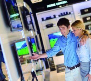 Crédito y Caución prevé que las insolvencias en retail electro bajarán un 5%